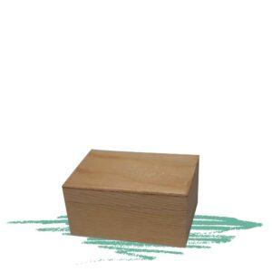 קופסת עץ קטנה