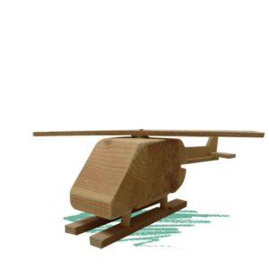 מסוק מעץ לבנייה עצמית