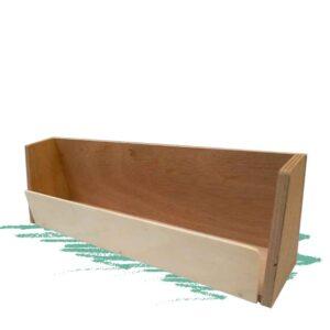בנייה עצמית של מדף מעץ לתבלינים
