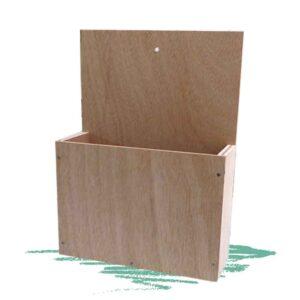 בניית מעמד מעץ לברכונים